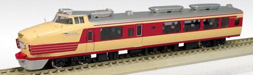 【真鍮製】 国鉄151系「こだま」特急形直流電車 基本&増結セット  ※当製品は、主材料に真鍮な