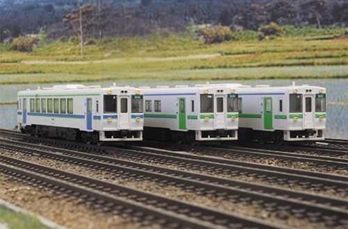 JRキハ150形0番代富良野線 2両編...