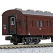 旧形客車 4両セット(茶)