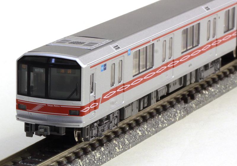 東京メトロ丸ノ内線02系(サインウェーブ) 基本&増結セット | KATO(カトー) Nゲージ
