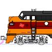 FP7A+F7B ミルウォーキーロード