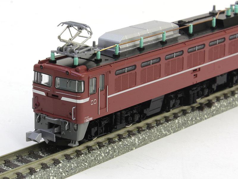 EF81-81 お召塗装機(JR仕様) | KATO(カトー) Nゲージ