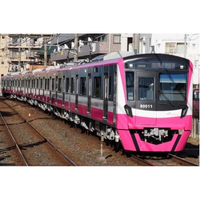 新京成8800形 8805F 新塗装 6両セット