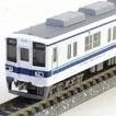 東武8000型・新塗装・冷房・野田線 6両セット