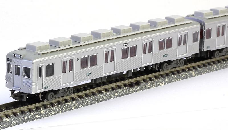 南海6100系・旧塗装 4両セット&2両セット | マイクロエース A6350 ...