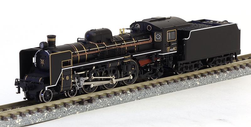 C57形蒸気機関車 (1号機) | TOMI...