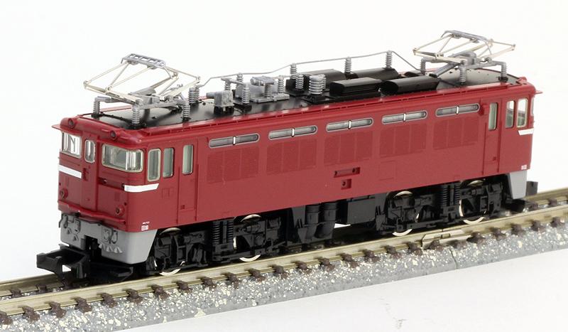 国鉄ED75形電気機関車(ひさし付...