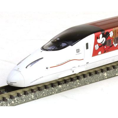 限定 800 1000系(JR九州 Waku Waku Trip 新幹線 ミッキーマウス&ミニーマウスデザイン)セット(6両)