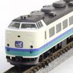 485系特急電車(上沼垂色・白鳥)基本&増結セット