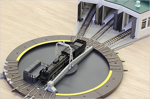 Product1113 in addition N Scale The Perfect Fit For Small Spaces And Big Designs further O Gauge Turntable Plans also Model Railroad Signal Wiring Diagram likewise Model Train Layout Software Free. on kato turntable